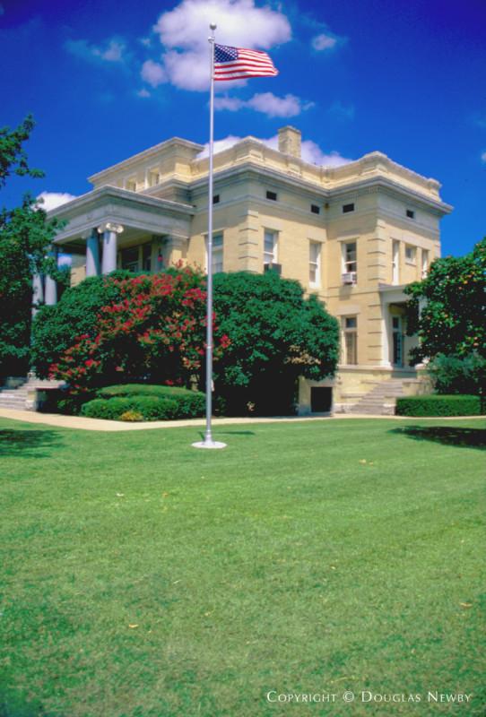 Dallas, Texas Beaux Arts Real Estate