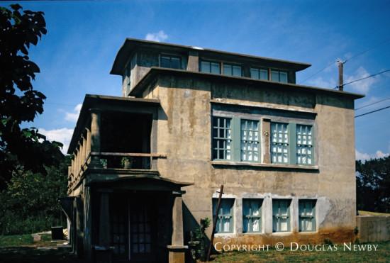 Downtown Dallas Concrete Style Architecturally Significant