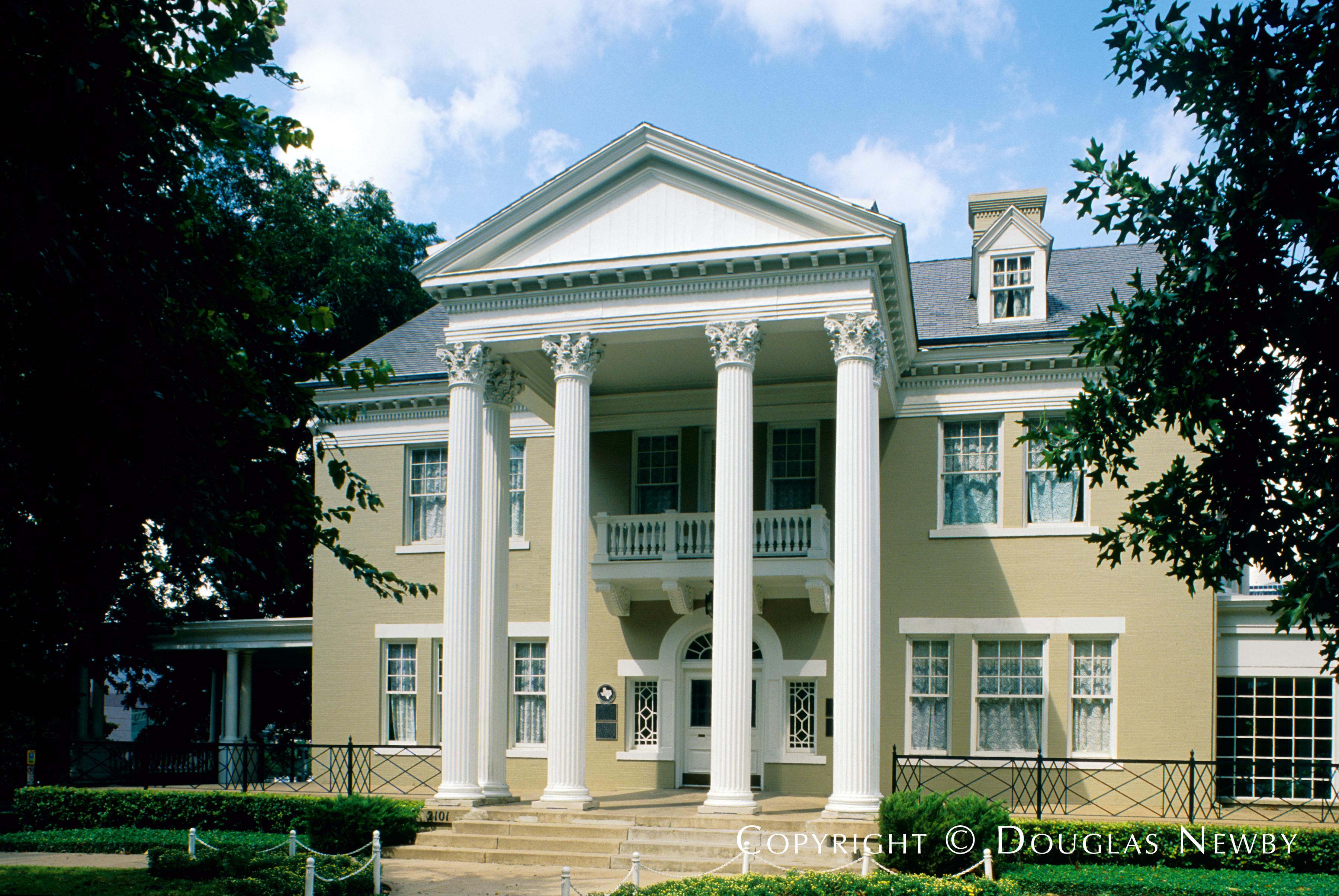 Architect Herbert M. Greene Designed Home