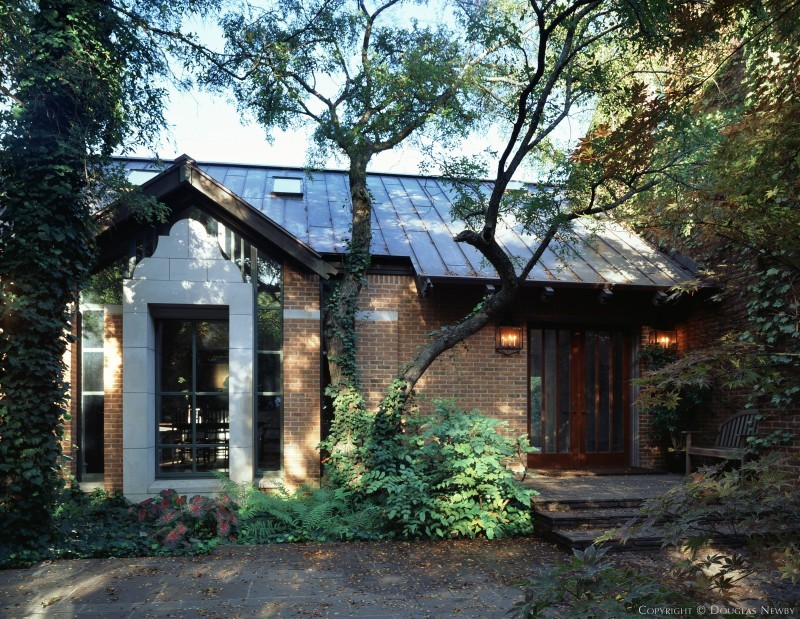 Architect Moore & Andersson Designed Home