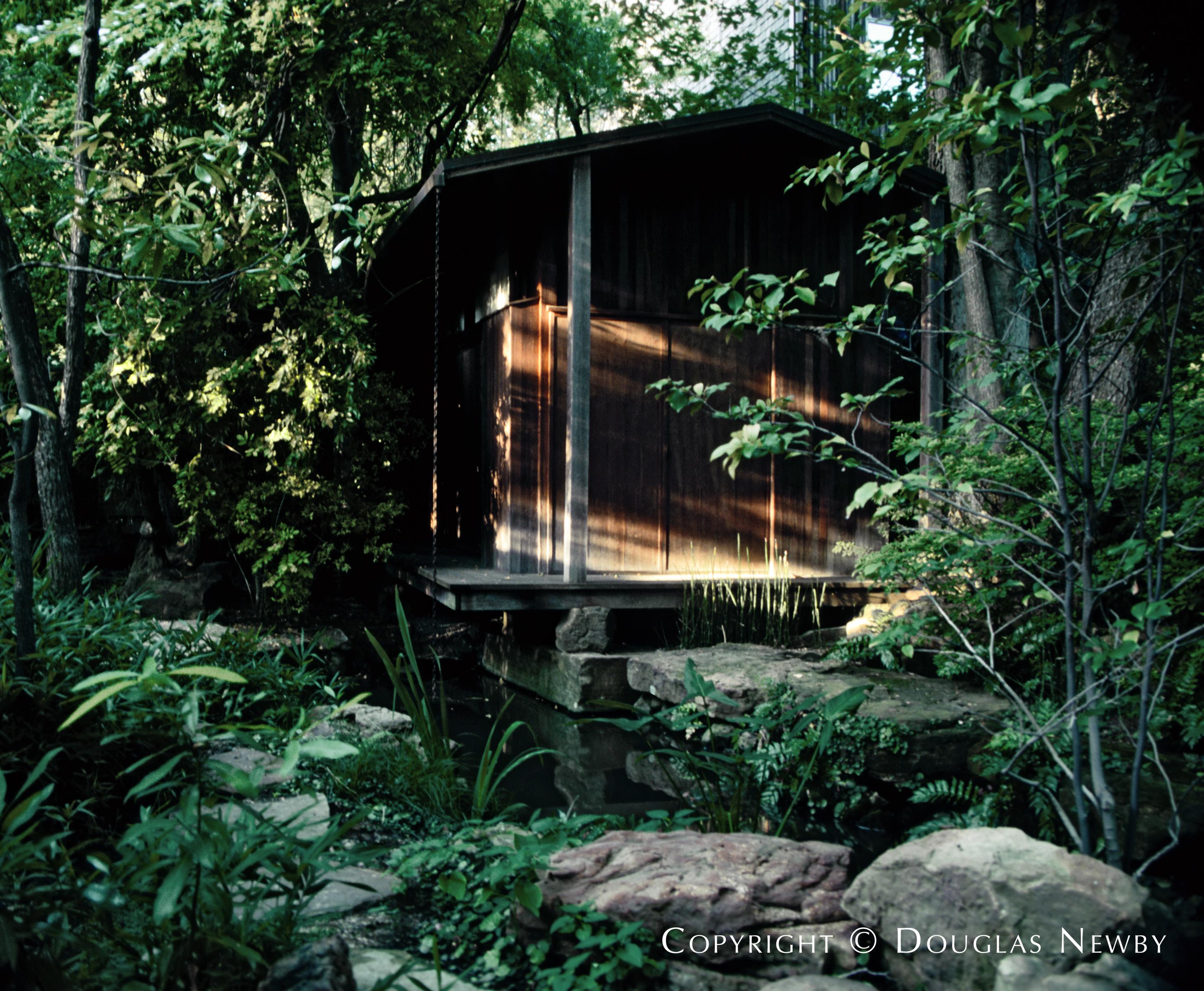 Turtle Creek Corridor Modern Eclectic Home