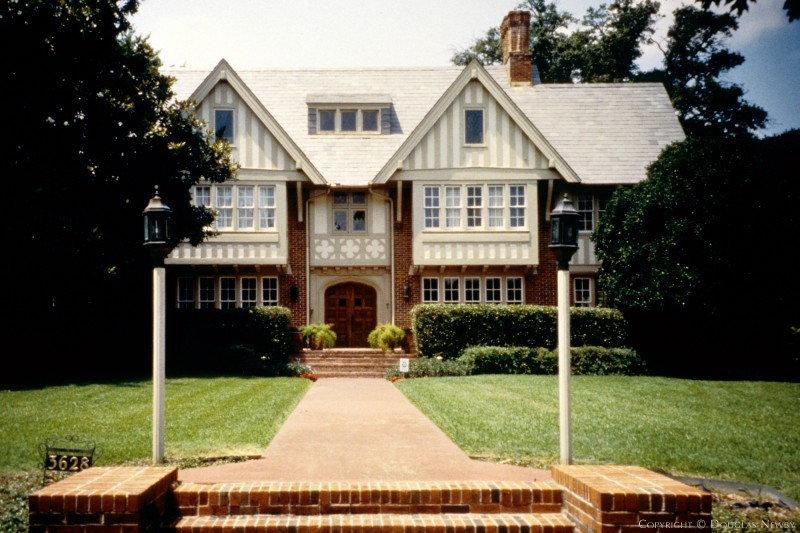 Third Section of Old Highland Park Neighborhood Home