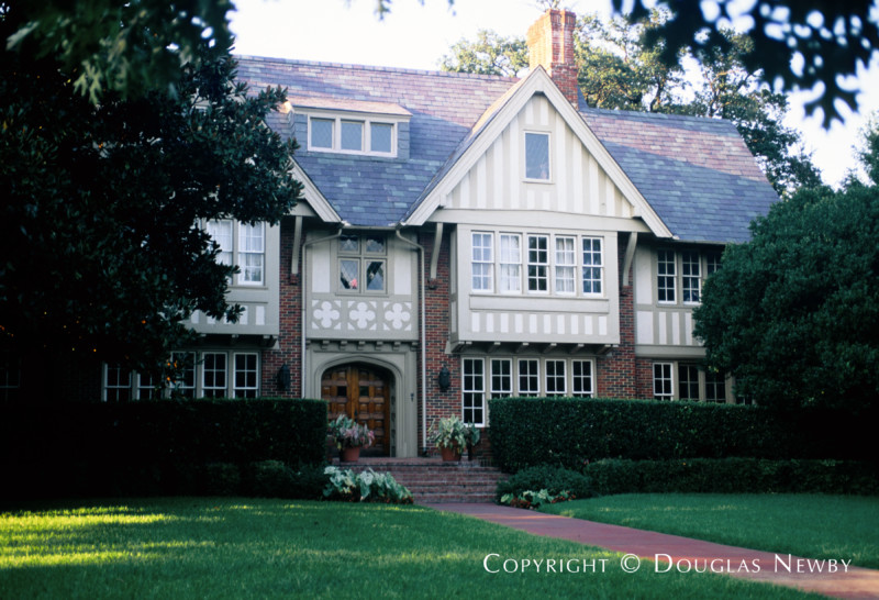 Home in Third Section of Old Highland Park