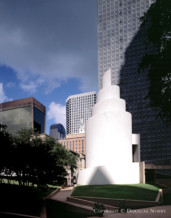 Building Designed by Architect Philip Johnson - Thanksgiving Square Foundation