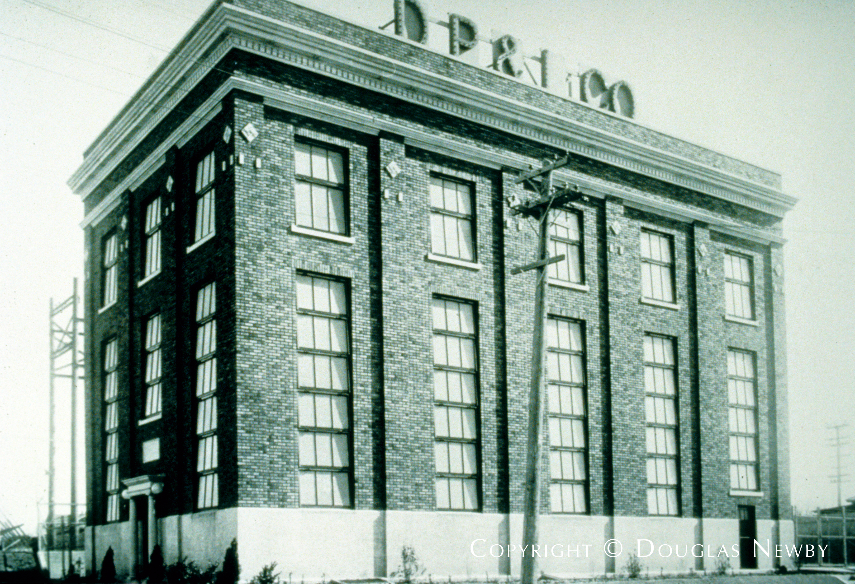 Knox to Blackburn Industrial Home