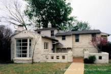 House Designed by Architect Charles S. Dilbeck - 4085 Bryn Mawr Drive