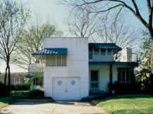 Home Designed by Architect Charles S. Dilbeck - 5203 Pershing Street