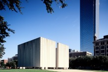 Significant Building Designed by Architect Philip Johnson - John Fitzgerald Kennedy Memorial