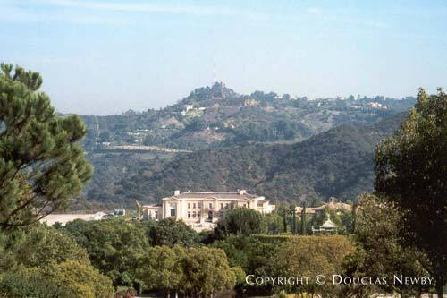 Richardson Robertson Estate Home in Bel Air, California