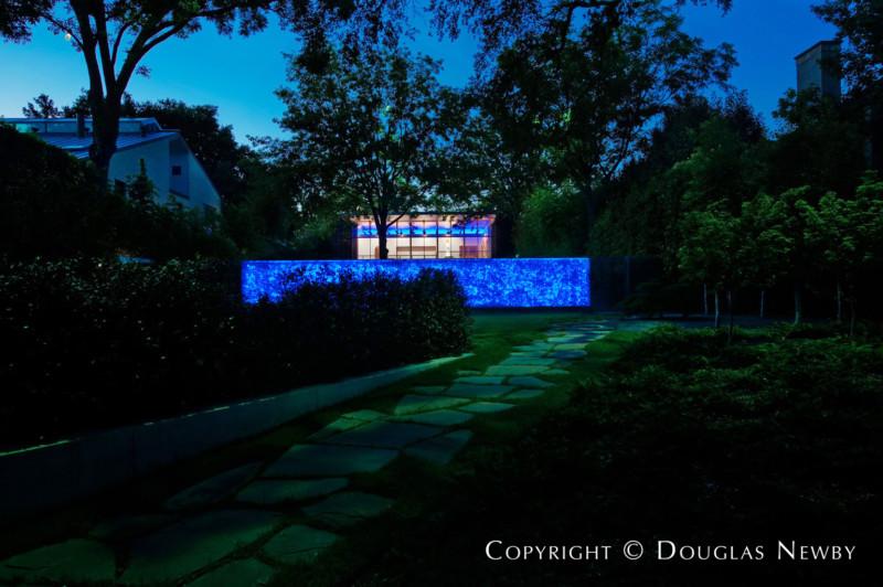 Architect Gary Cunningham Designed Home in Highland Park