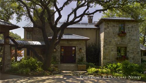Richard Drummond Davis Lake House