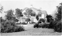 Residence Designed by Architect Henry B. Thomson - 3801 Gillon Avenue