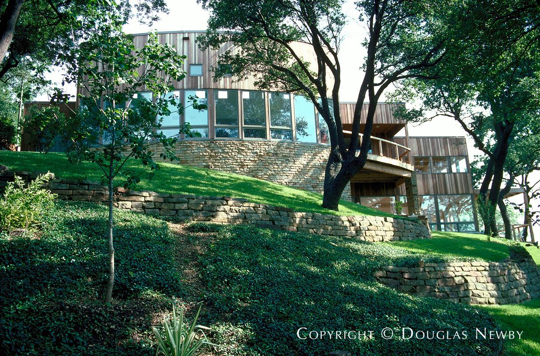 Mark Gunderson Residence at Eagle Mountain Lake