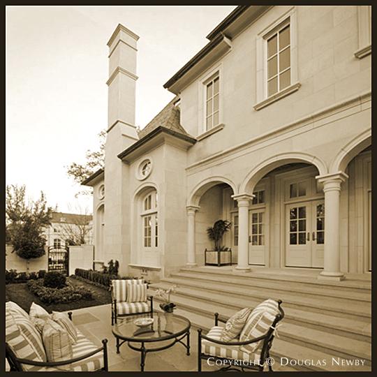 Clint Pearson Home on Lexington Avenue, Dallas, Texas