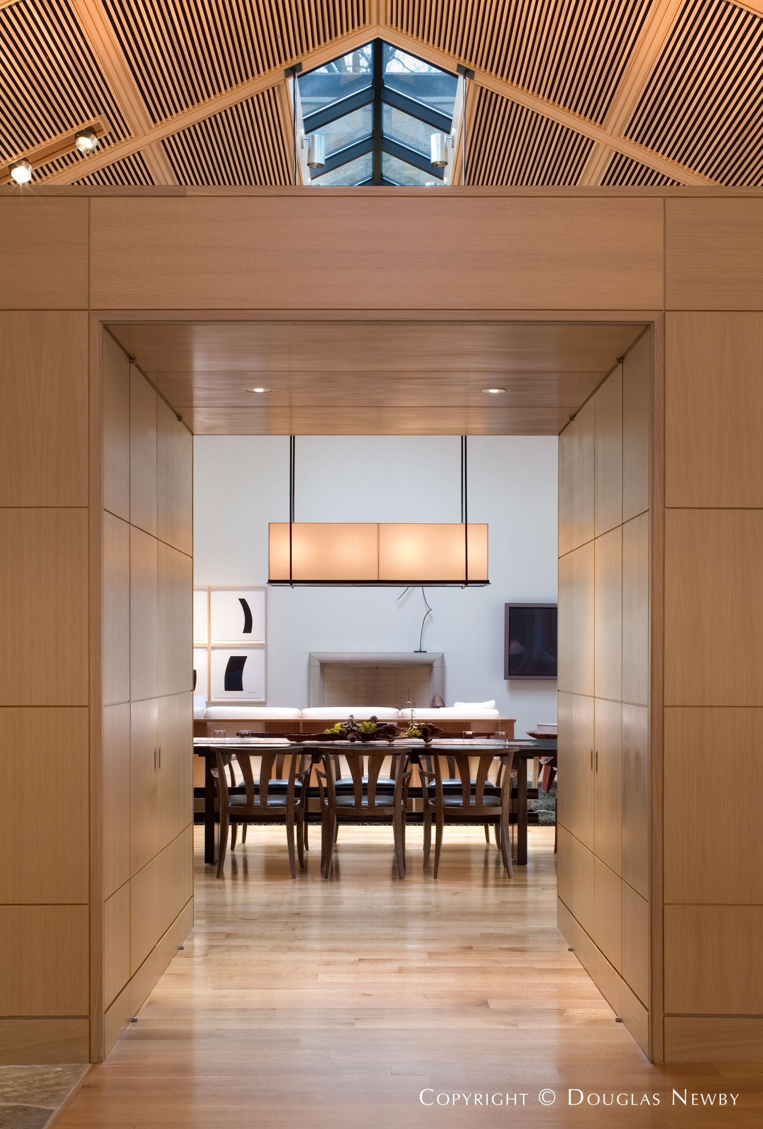 Entry by Paul Draper in Farquhar Home