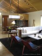 Paul Draper Designed Living Room in Home on Farquhar