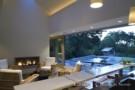 Paul Draper Designed Pool House Interior