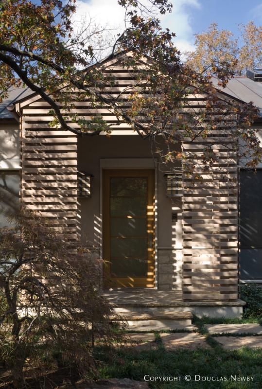 Frank Welch Designed Home