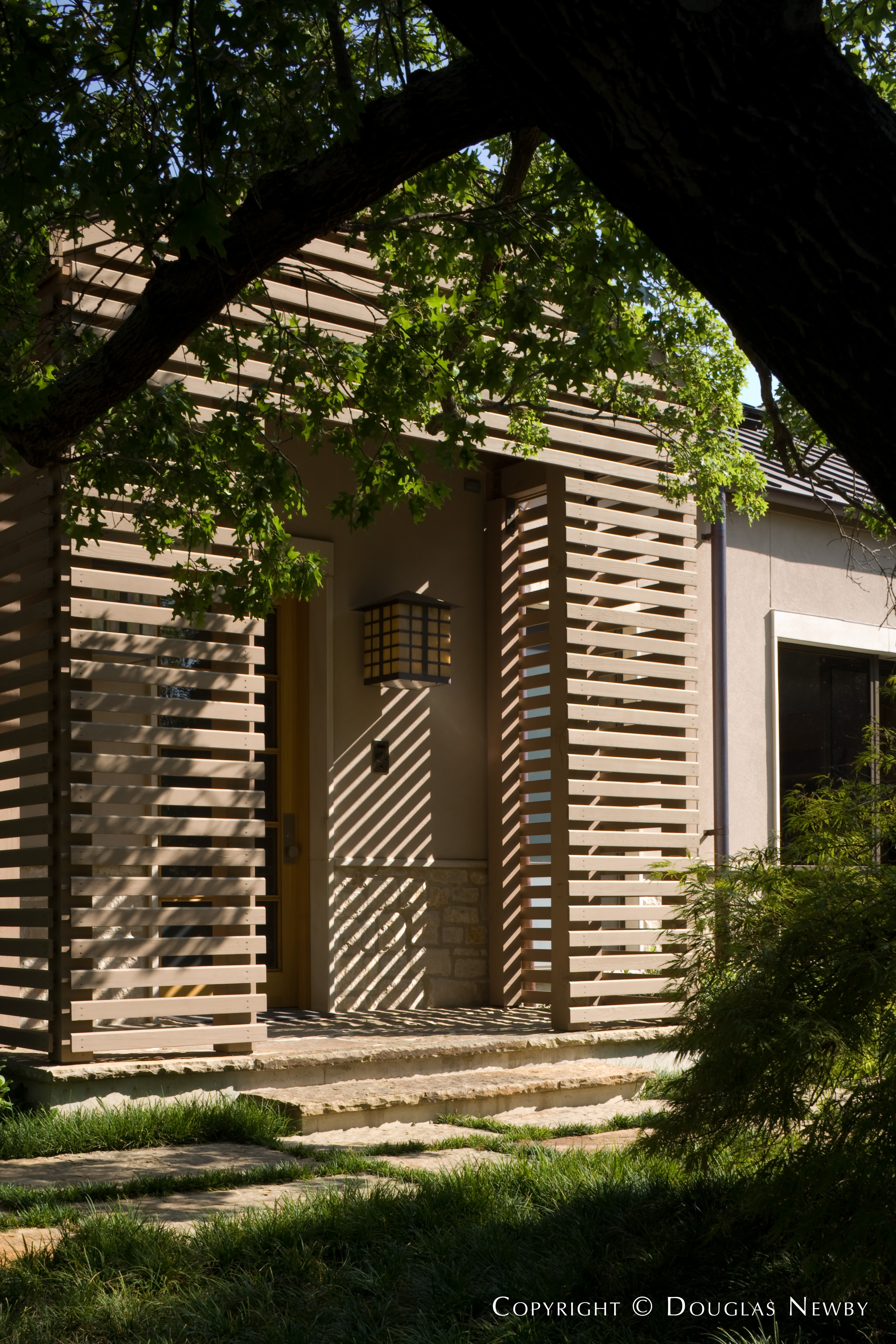 Frank Welch Designed Home in Northwest Hills