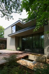 Smitharc Designed Home in Bluffview