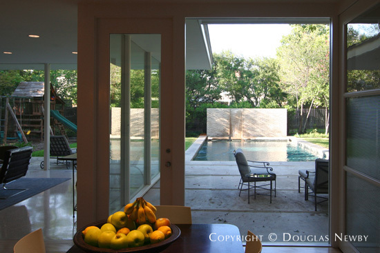 House Designed by Architect Signe & Jason Smith - Signe & Jason Smith Home in Greenway Parks