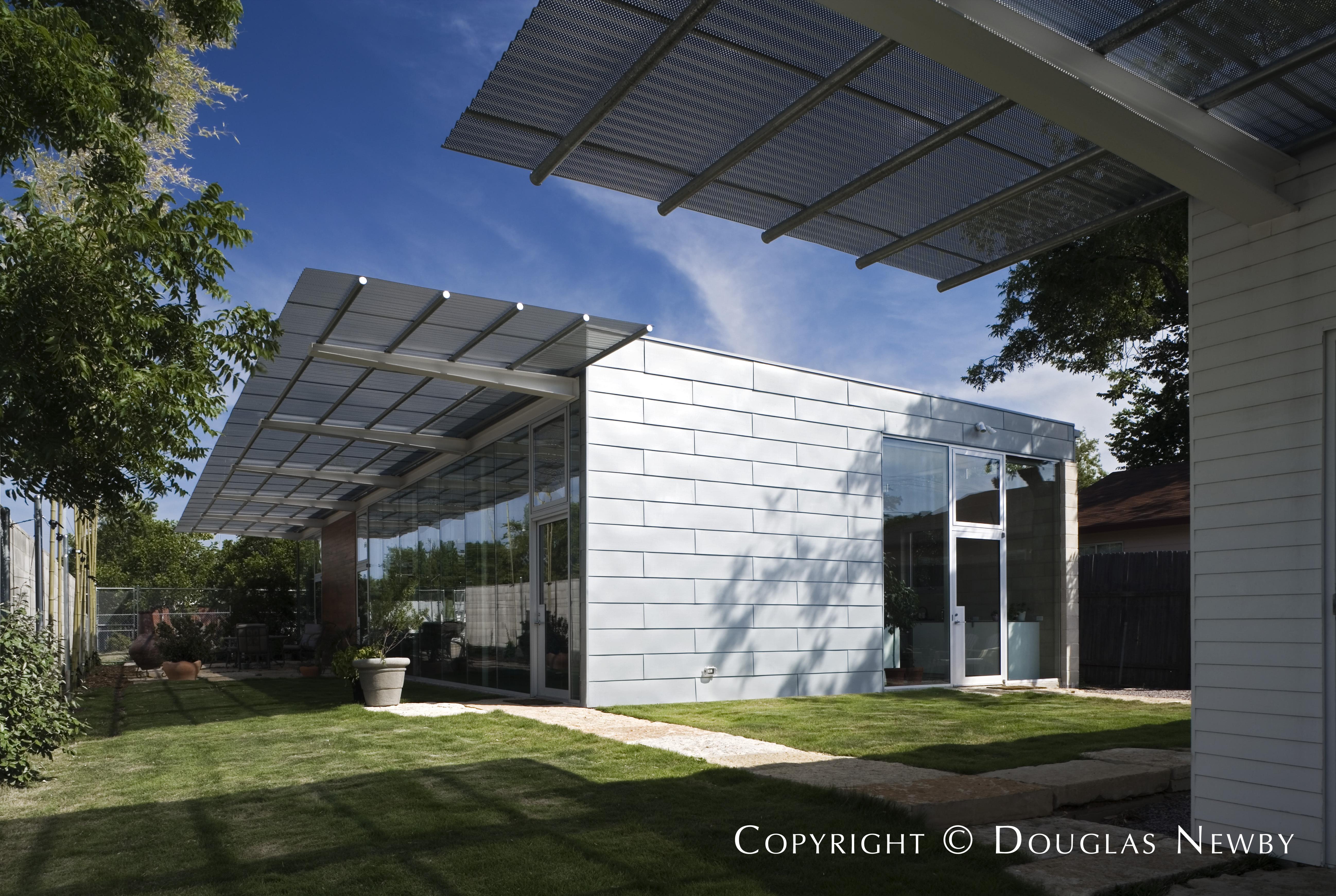 Ron Wommack Dallas Garden House