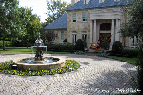 Harold Leidner Architect Known For Landscape Designs In