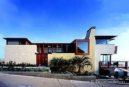 Designarc designed ocean residence in manhattan beach - Residence calistoga strening architects californie ...