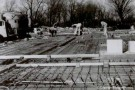 Laying Foundation of Dallas Estate Home