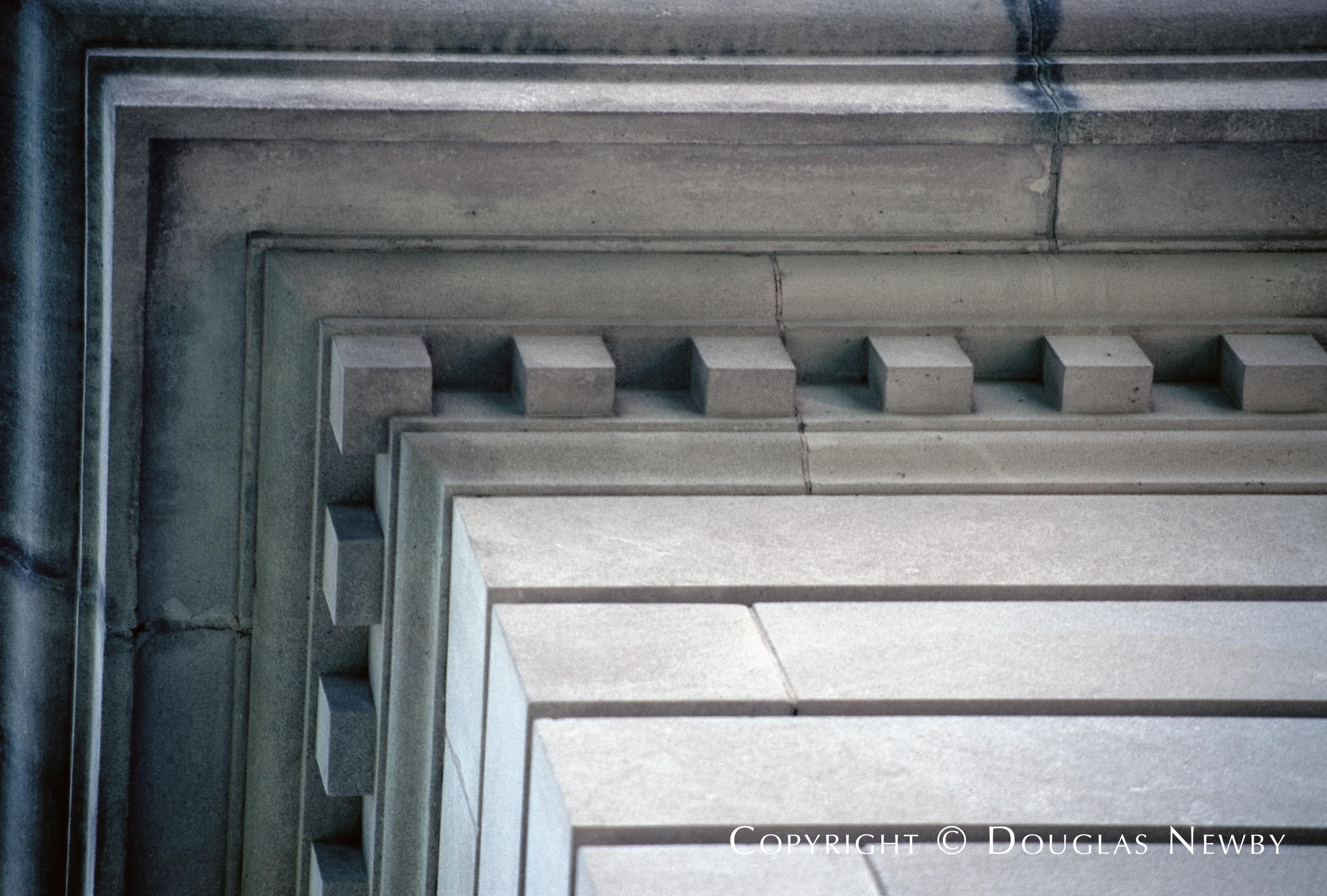Crespi Hicks Estate Home Uses Indiana Limestone