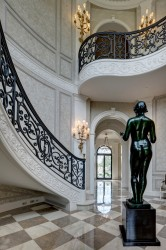 Photographs of Crespi/Hicks Estate in Preston Hollow