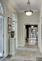 Hall in Mayflower Estates Real Estate