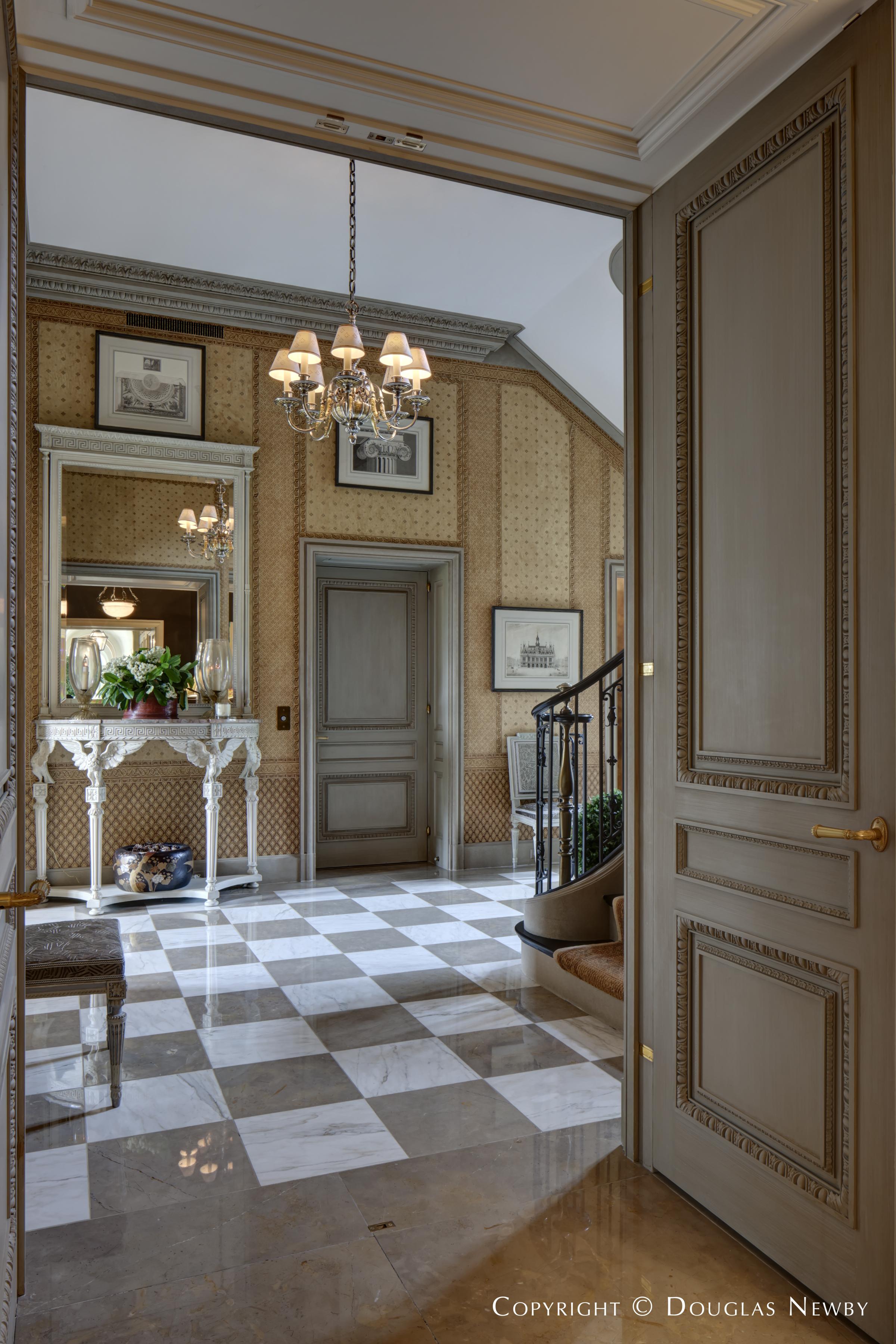 Maurice Fatio Designed Home