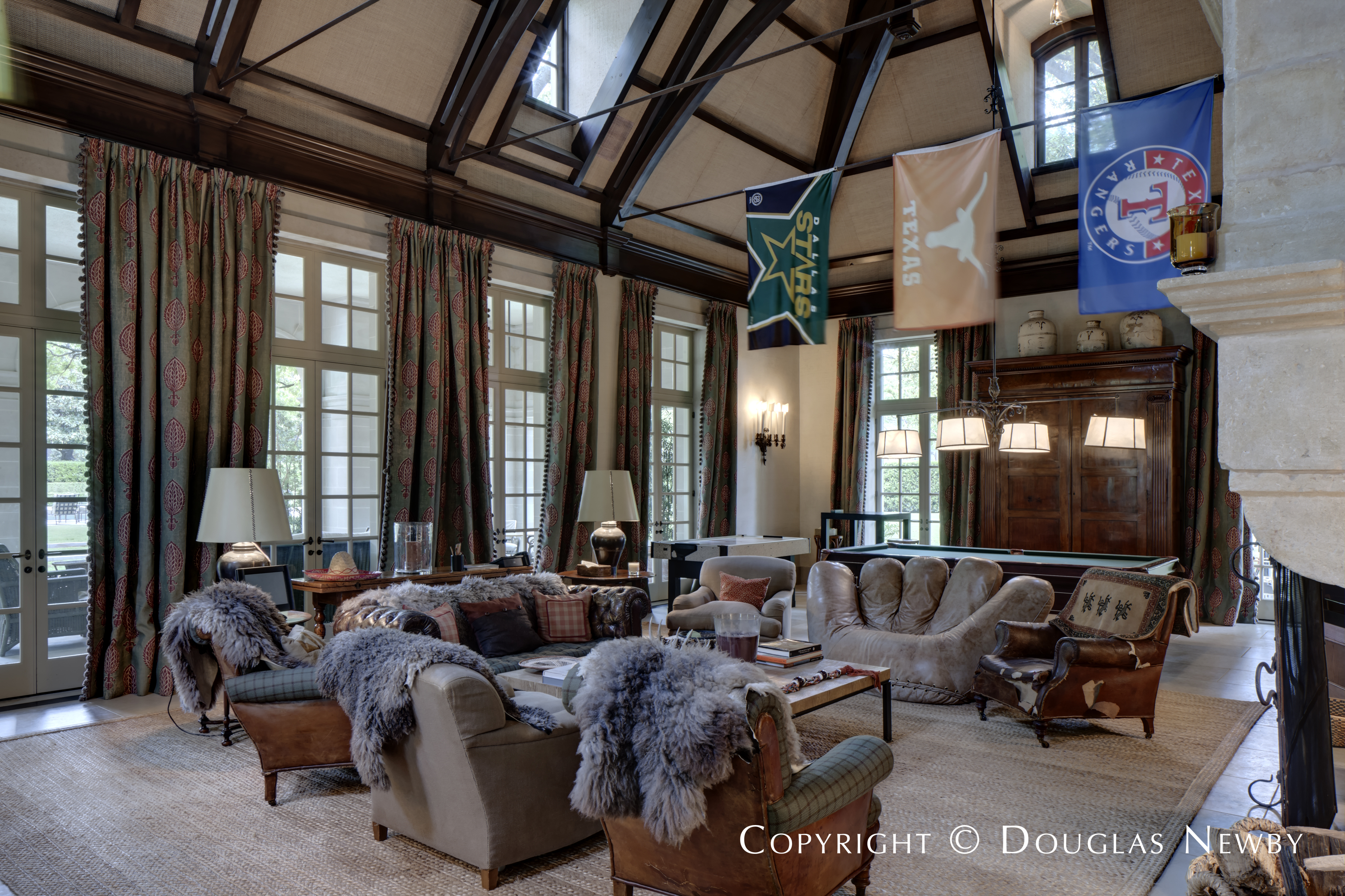 Pool House of Mayflower Estates Property