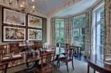 Dining Room of Guest House at Crespi Hicks Estate