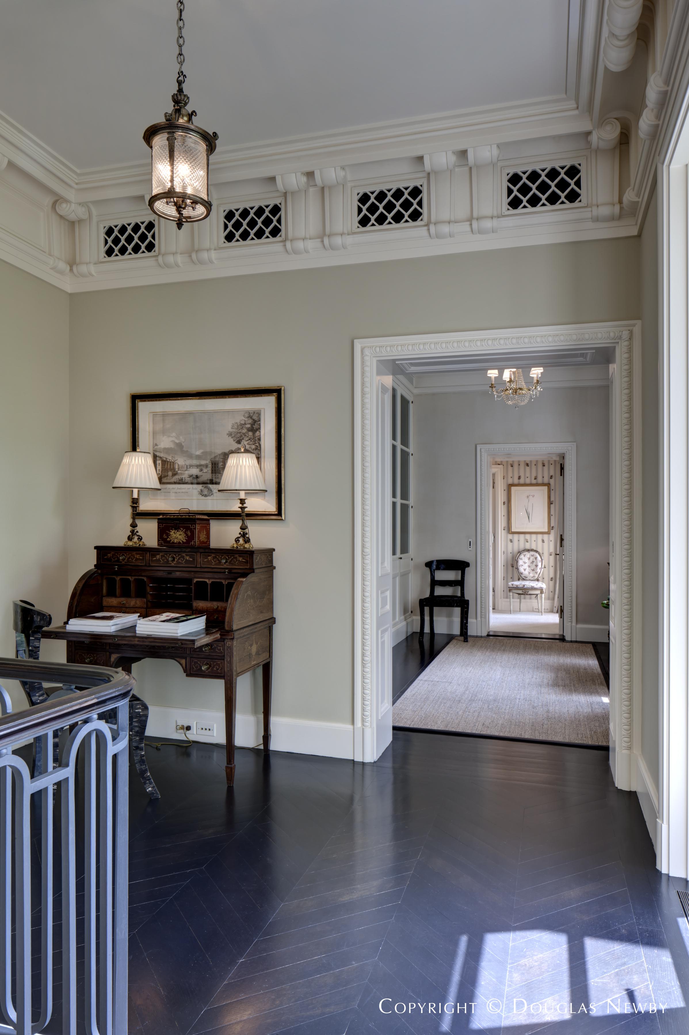 Interior Design of Crespi Hicks Estate Guest House