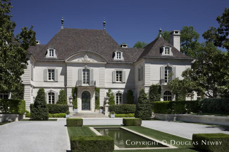 Formal Motor Court Expressing Mayflower Estates Real Estate