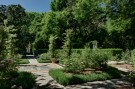 Preston Hollow Estate Home Garden