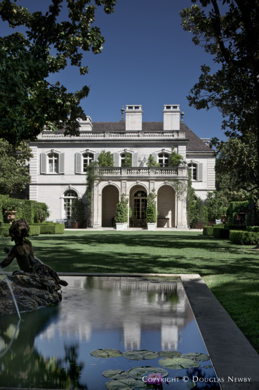 135m dallas palace is america 39 s most expensive home for sale for Most expensive house in dallas