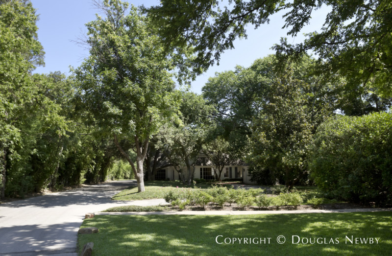 Second Guest House of Preston Hollow Estate Home