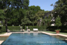 Swimming Pool at Preston Hollow Estate Home
