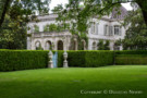 Landscape of Preston Hollow Estate Home