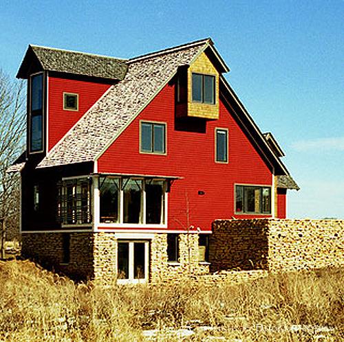 Locus Architecture Designed Luthier Studio In Norhtfield Minnesota