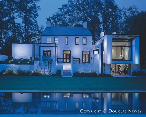 Surber barber choate hertlein architecture inc Contemporary homes atlanta