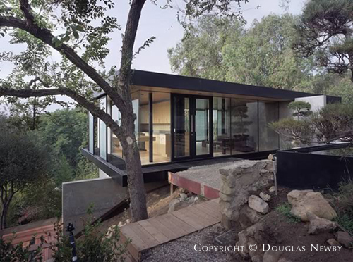 hilltop studio in pasadena california