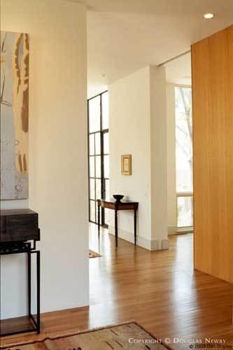 Highland Park Texas Modern Real Estate on 0.54 Acres