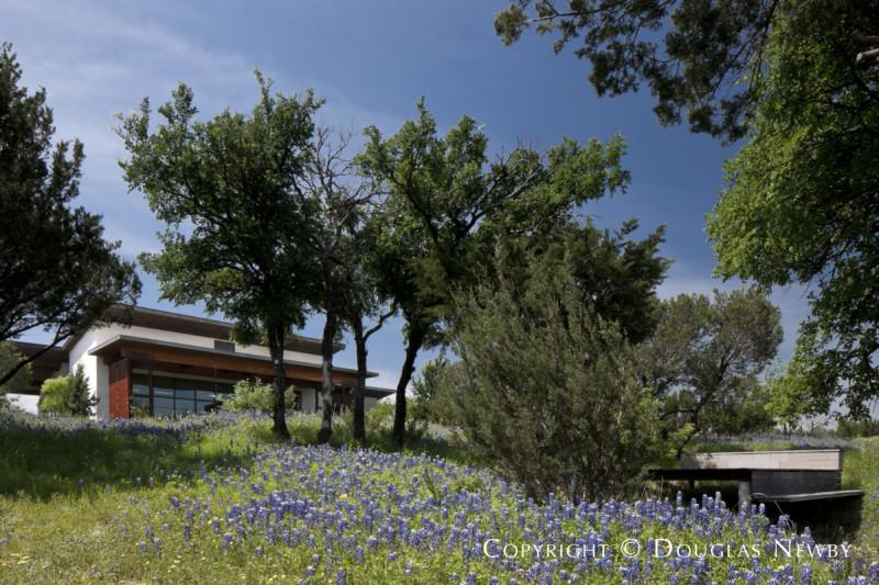 Bluestem Residence, Cresson, Texas