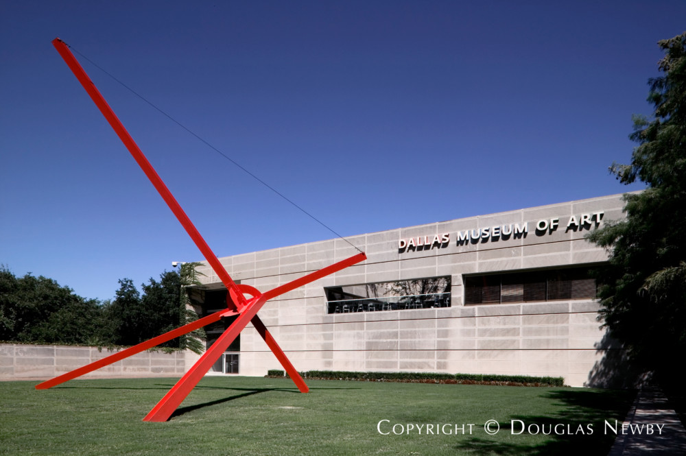 dallas museum of art project