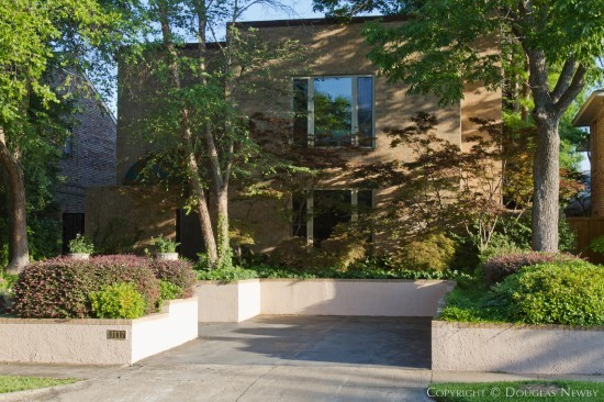 contemporary highland park home for sale