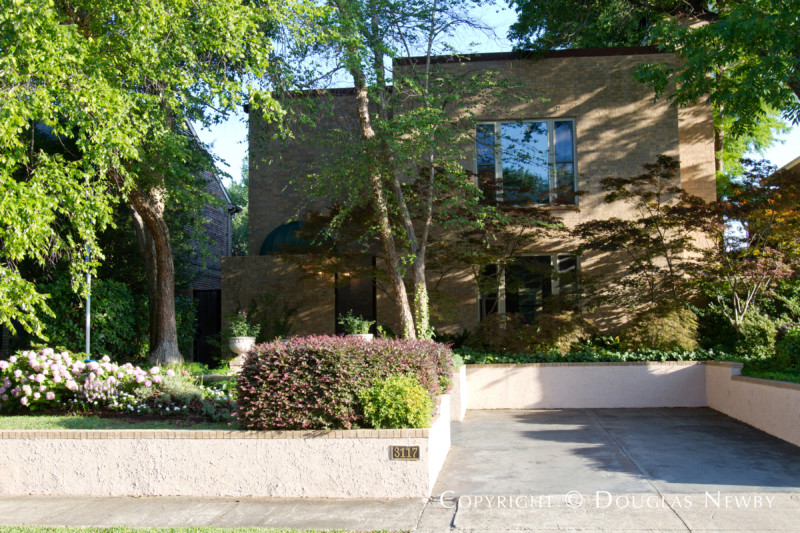 Contemporary Home in Katy Trail Corridor of Old Highland Park